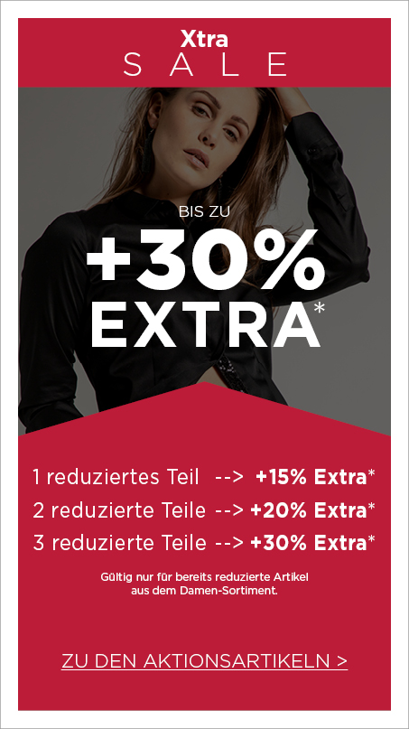 Sale Blusenaktion